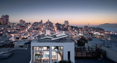 The Telegraph Hill Transformation Includes Incredible Views from the Top