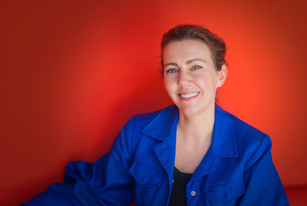 Where I Work: Anne Fletcher of HOK