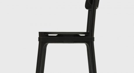 Cinch Minimalist Chair by Box Clever and French Furniture