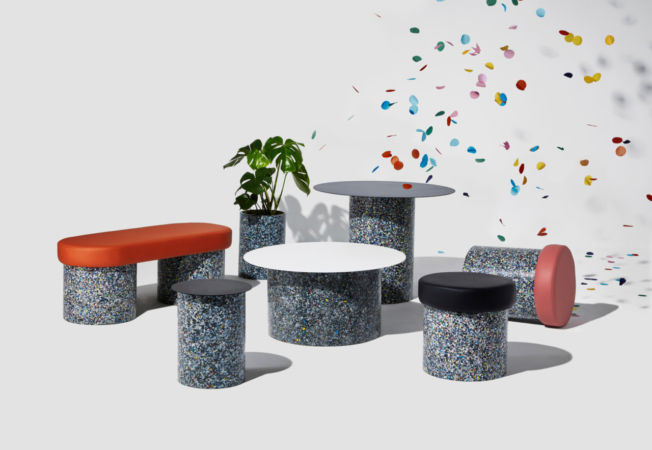 It's a Party with Sarah Gibson and Nicholas Karlovasitis' Confetti Range for DesignByThem