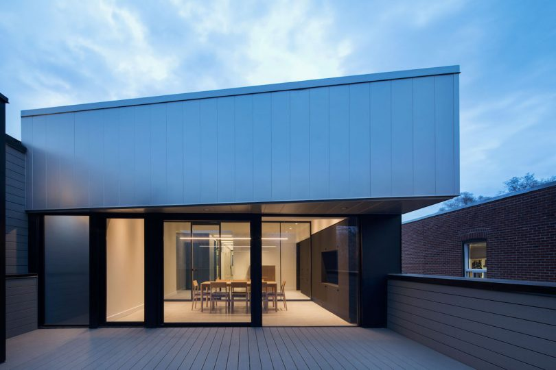 Le Soufflet Renovation and Extension by _naturehumaine