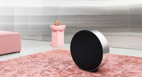 Bang & Olufsen's Beosound Edge Sonically Circular Design Reveals a Delightful Surprise