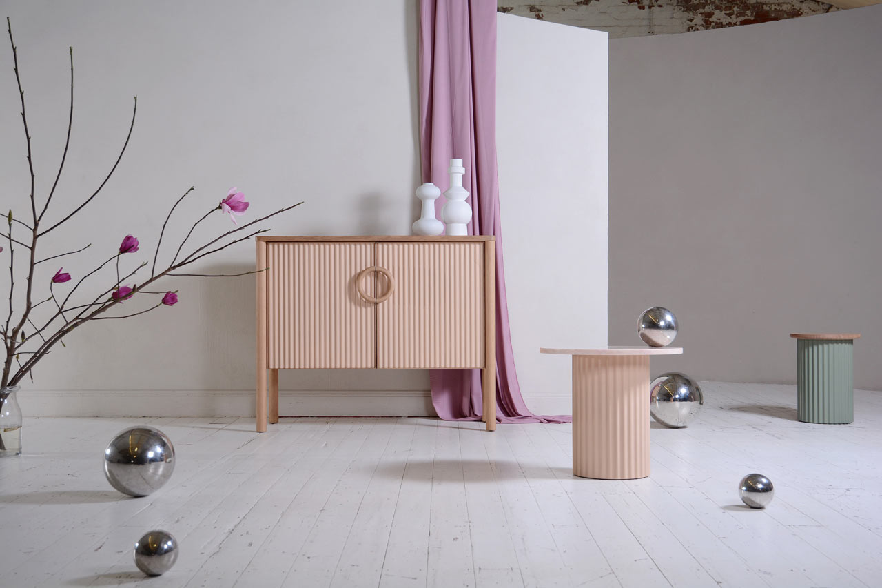 Beeline Design Launches New Collection Inspired by Corrugated Iron Sheds