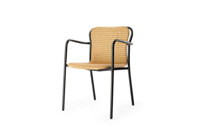 Deadgood Launches the Hug Chair Which Utilizes the Lloyd Loom Process