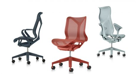 See How Herman Miller's Brand New Cosm Chair Came to Life