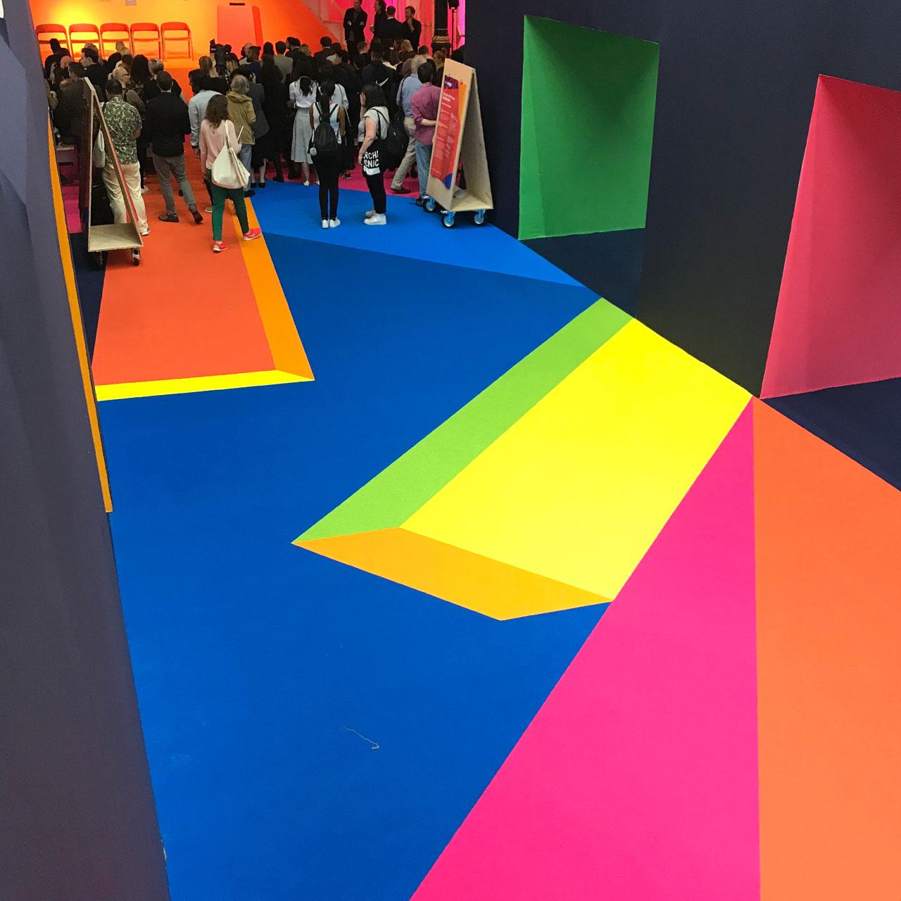 LDF18: 100% Design – Now in Glorious Technicolor