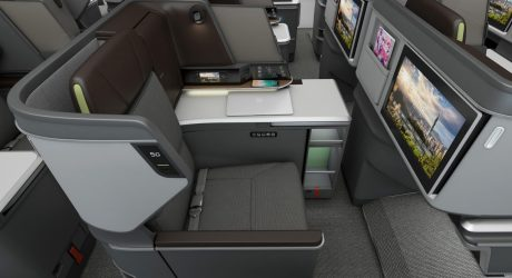 BMW Designworks Drives EVA Air Business Class Toward a Luxurious Finish
