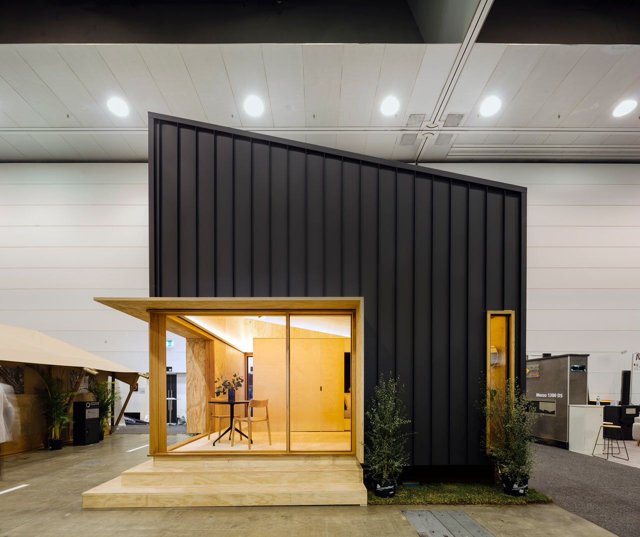 Home Design Ideas Architecture: Grimshaw Designs A Tiny Home That's Affordable