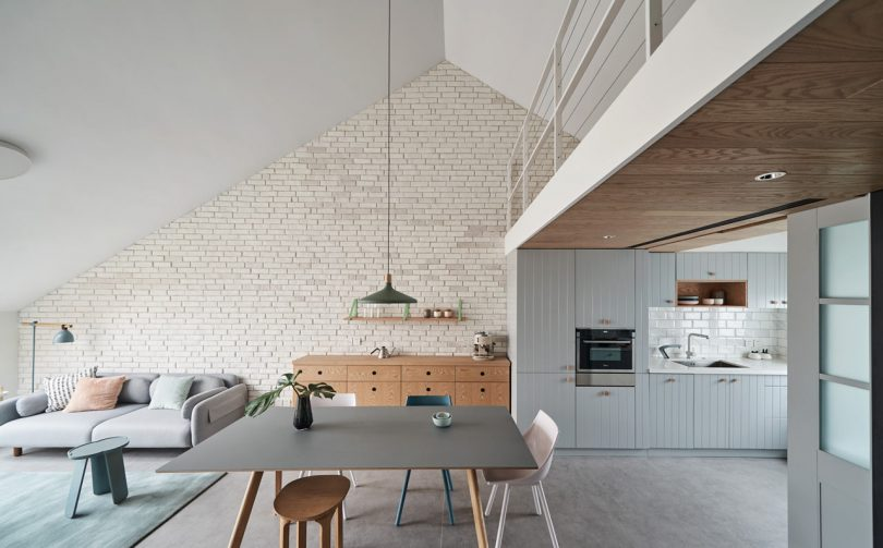 Starburst House Is a Contemporary Home in Beijing by HAO Design