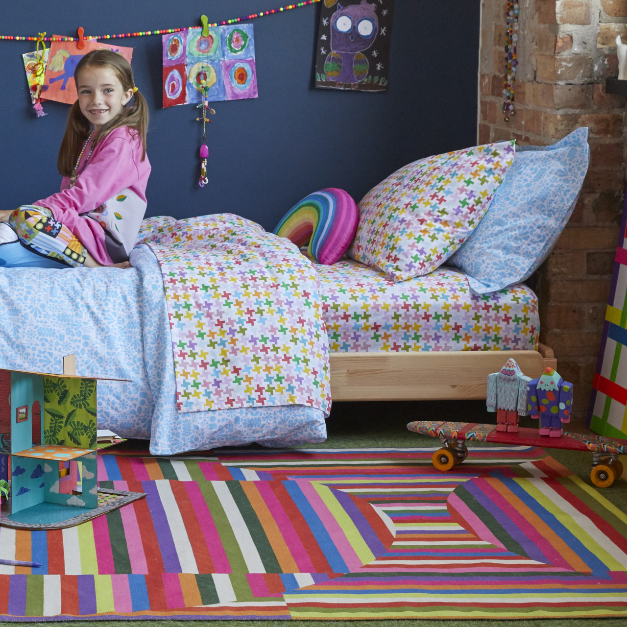 Kid Made Modern Launches a Home Collection for Children
