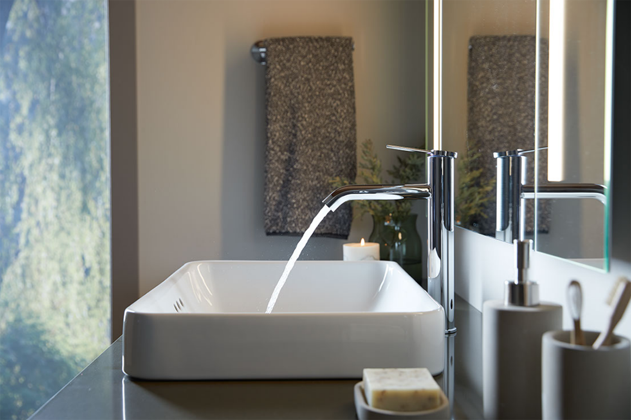 Kohler's New Components Collection Offers Mixing and Matching Elements for Personalization