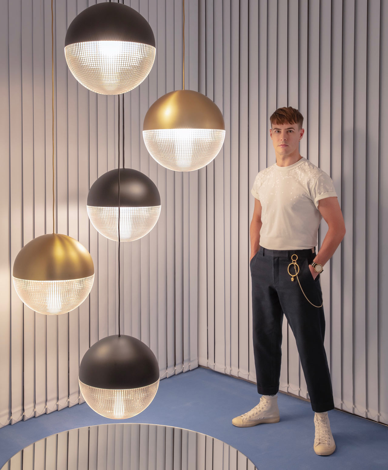 Lee Broom Unveils His Final Installment of Observatory for London Design Festival 2018