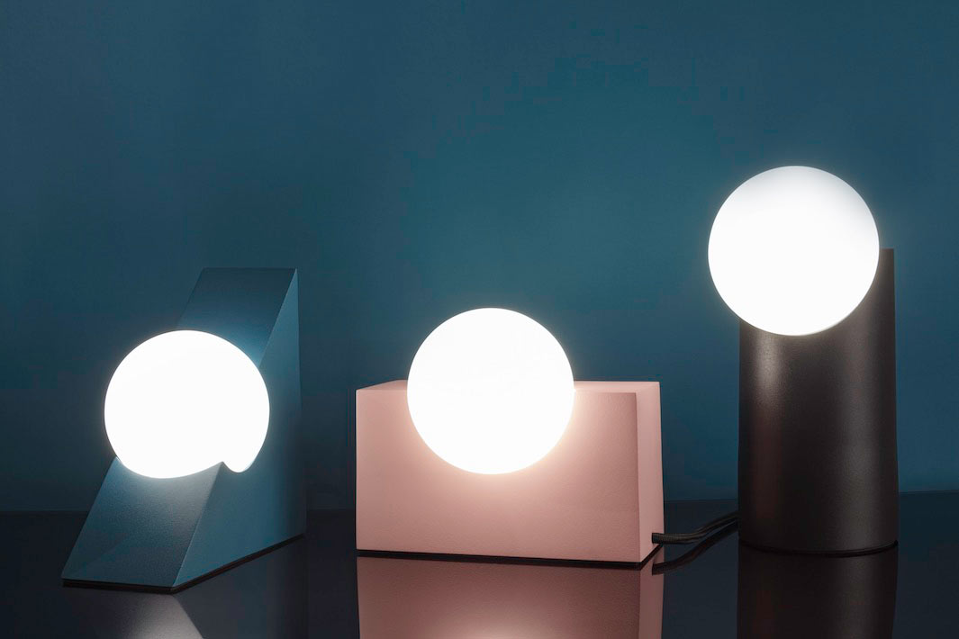 FORM Geometric Lighting by Milligram Studio and ODO