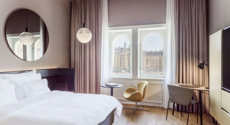 Swedish Studio Wingårdhs Gives the Radisson Collection Hotel – Strand Stockholm a Modern Refresh