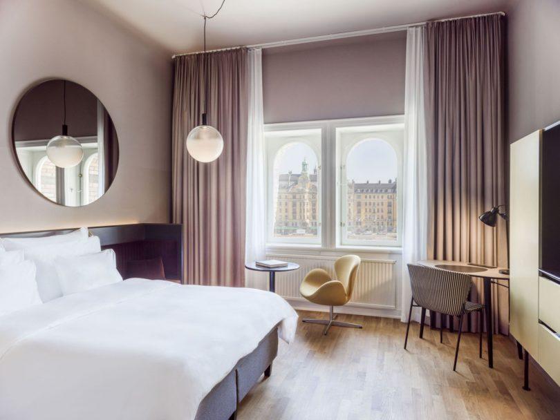 Swedish Studio Wingårdhs Gives the Radisson Collection Hotel – Strand Stockholm a Modern Refresh