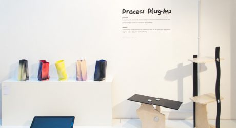 Philipp Schenk-Mischke Creates Organically-Formed Objects Using Unconventional Techniques