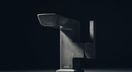 Brizo Unveils the Limited Edition Vettis Concrete Faucet