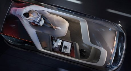 The Volvo 360c Concept Imagines Autonomous Business Class Travel