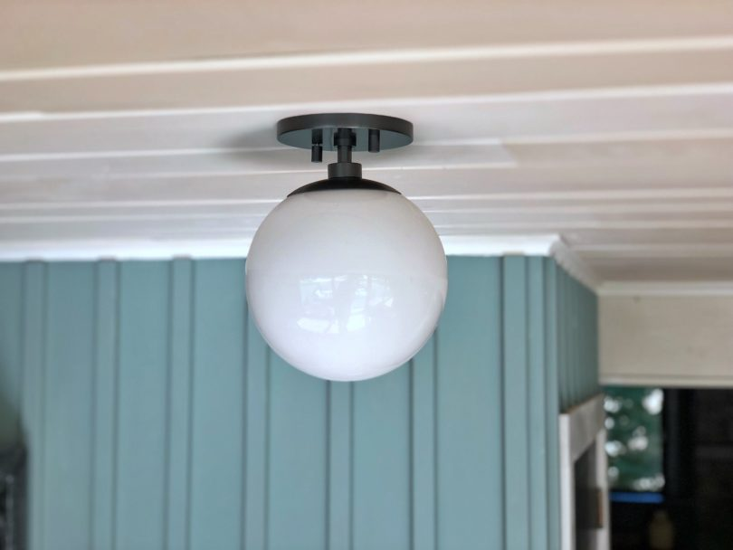 ceiling fixture flush mount
