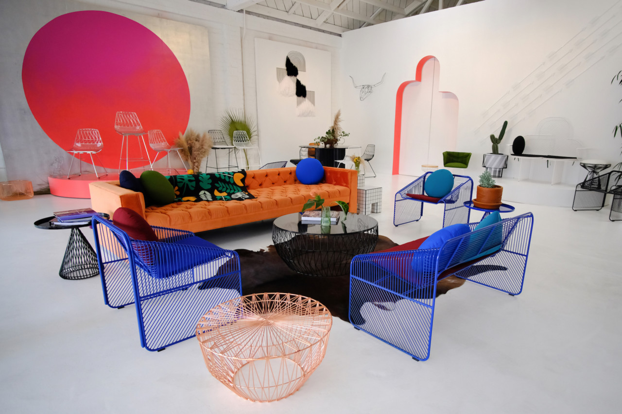 Melrose Avenue Shapes up with Bend Goods' First Ever Showroom