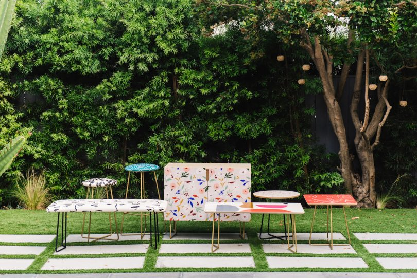 Society6 Debuts New Furniture Collection with Six Inaugural Pieces