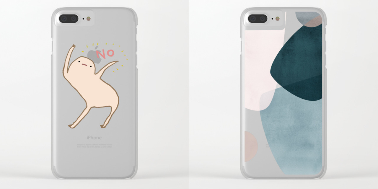 Society6 Has You (And Your New iPhone) Covered with These Tech Cases