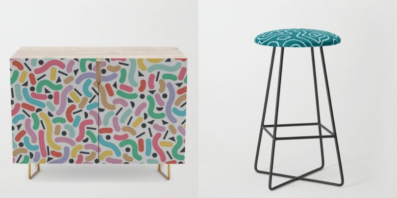 Fresh from the Dairy: 10 Favorites from Society6?s New Furniture Collection
