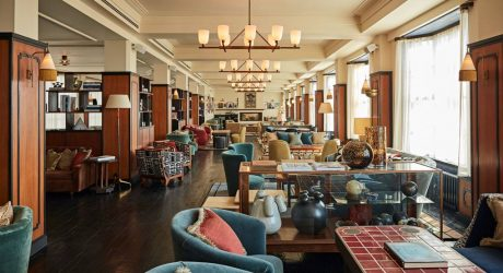 Soho House Amsterdam is Latest Addition to a Hotel Chain Catering to Creatives, Digital Nomads