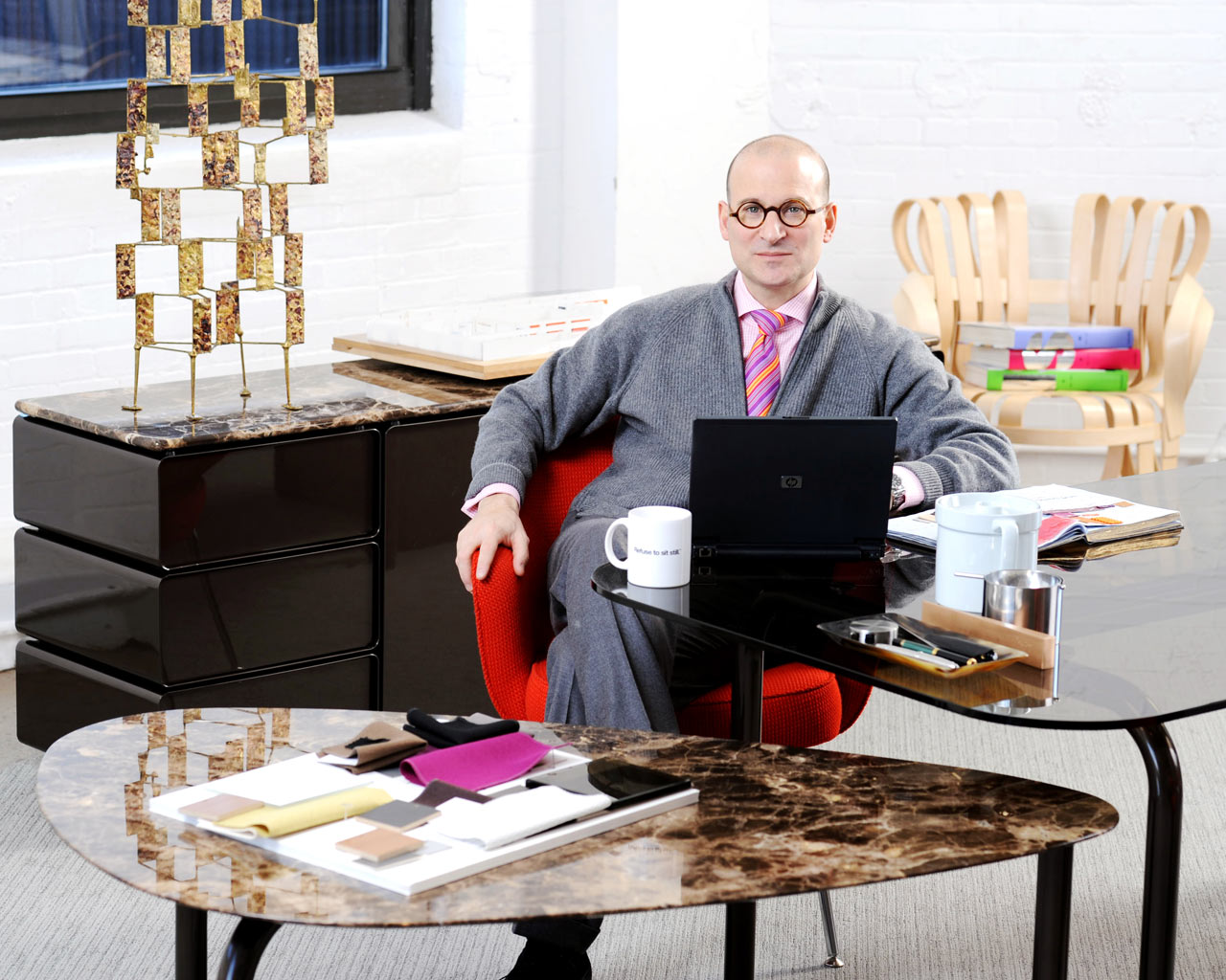 Friday Five with Benjamin Pardo of Knoll