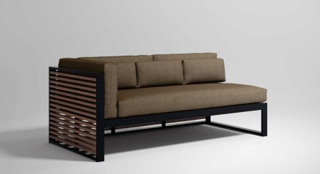 GANDIABLASCO Adds the Warm DNA TEAK Line to Their Collection of Outdoor Furnishings