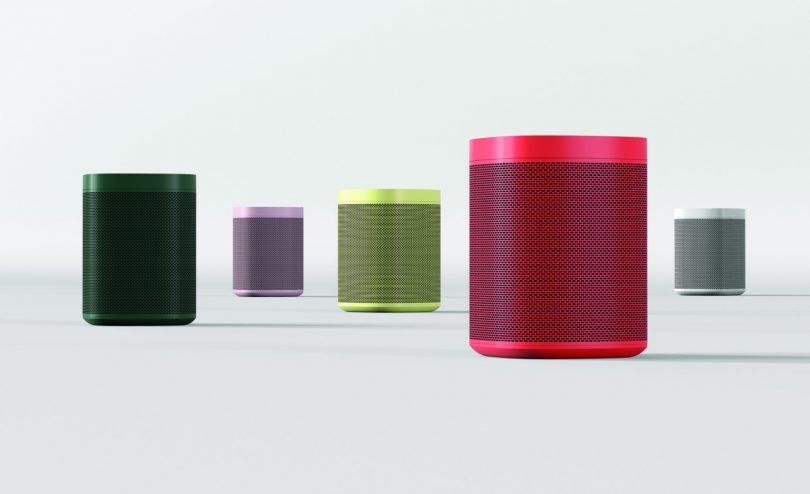 Danish Color, American Sound: HAY for Sonos One Limited Collection