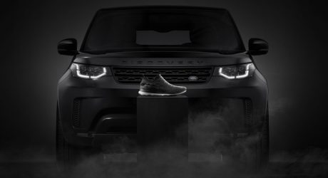 Clarks Shoes Inspired by Land Rover's All-Terrain Capabilities