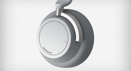 Microsoft's Top Secret Surface Headphones Project Revealed
