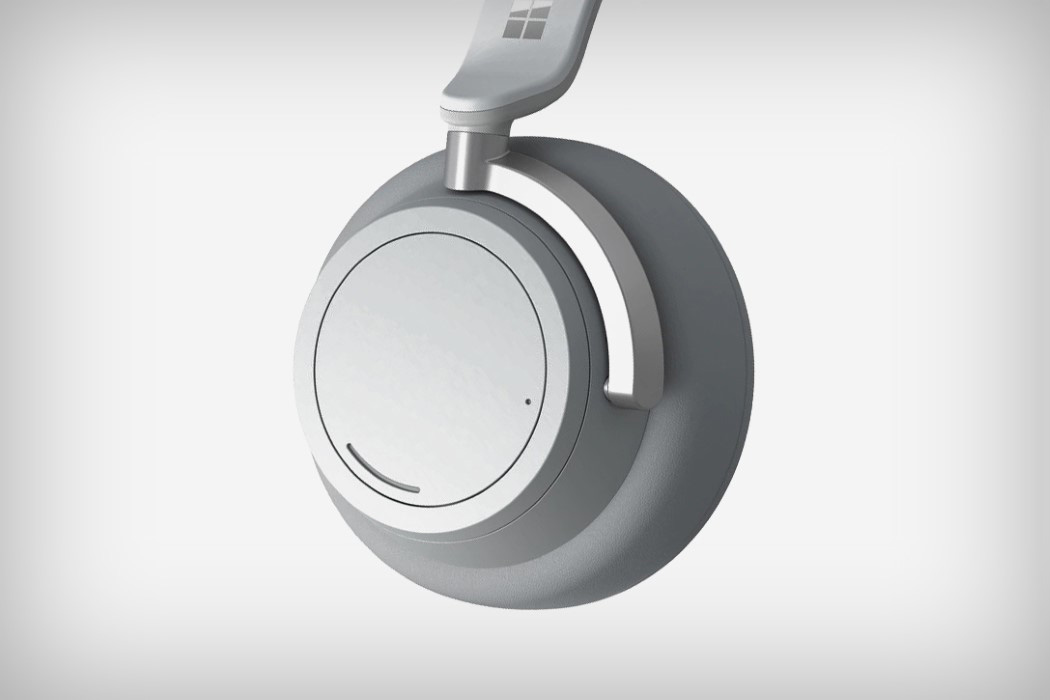Microsoft's Top Secret Surface Headphones Project Revealed