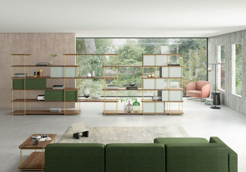 Julia by Momocca: One Modular Furniture System Equates to Infinite Solutions
