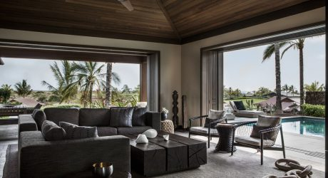 NICOLEHOLLIS Designs a Kona Modern Getaway that Pays Homage to Island Culture