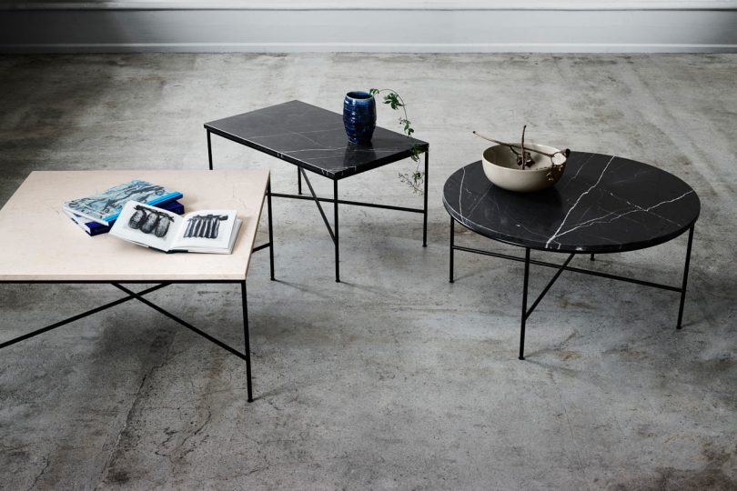 Fritz Hansen Relaunches the Planner Coffee Tables by Paul McCobb