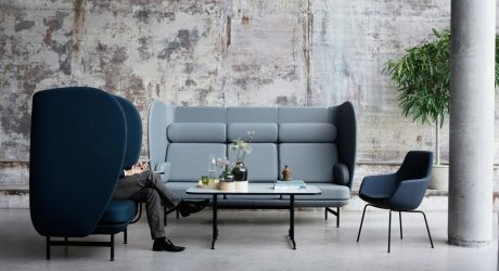 Jaime Hayon Designs His First Piece of Contract Furniture for Fritz Hansen