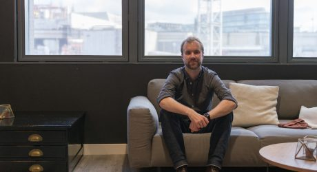 Where I Work: Toby Hextall of MOO