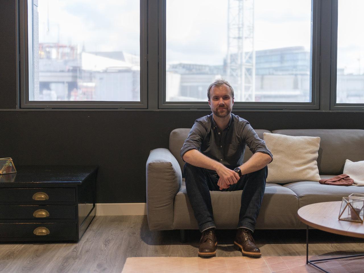 Where I Work: Toby Hextall of MOO