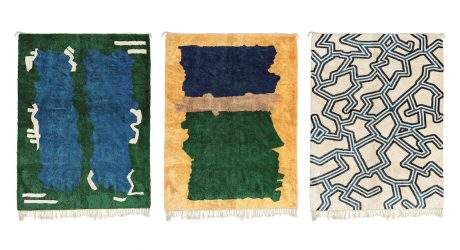 Beni Rugs, Paddle8, and charity: water Partner Together for an Exclusive Rug Collection