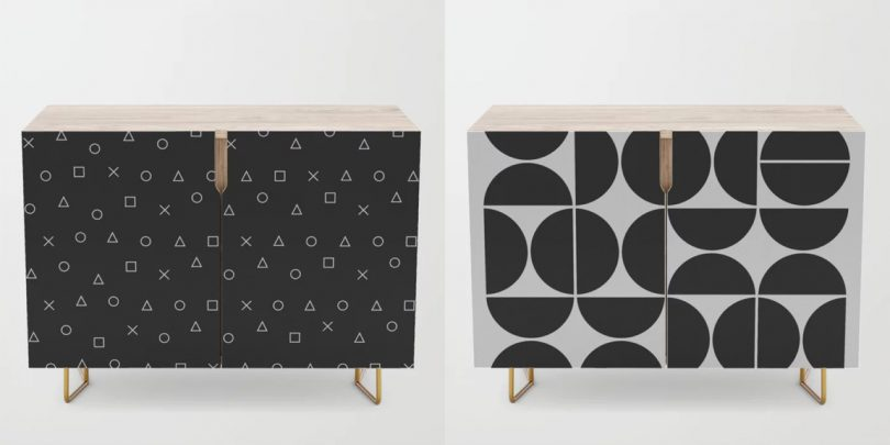 Adding Pattern Play to Your Furniture with Society6