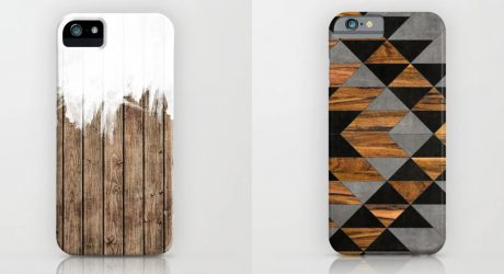 Fresh From The Dairy: Wooden iPhone Cases