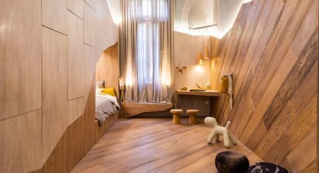 #thebearscave Is a Fun and Imaginative Bedroom for Kids