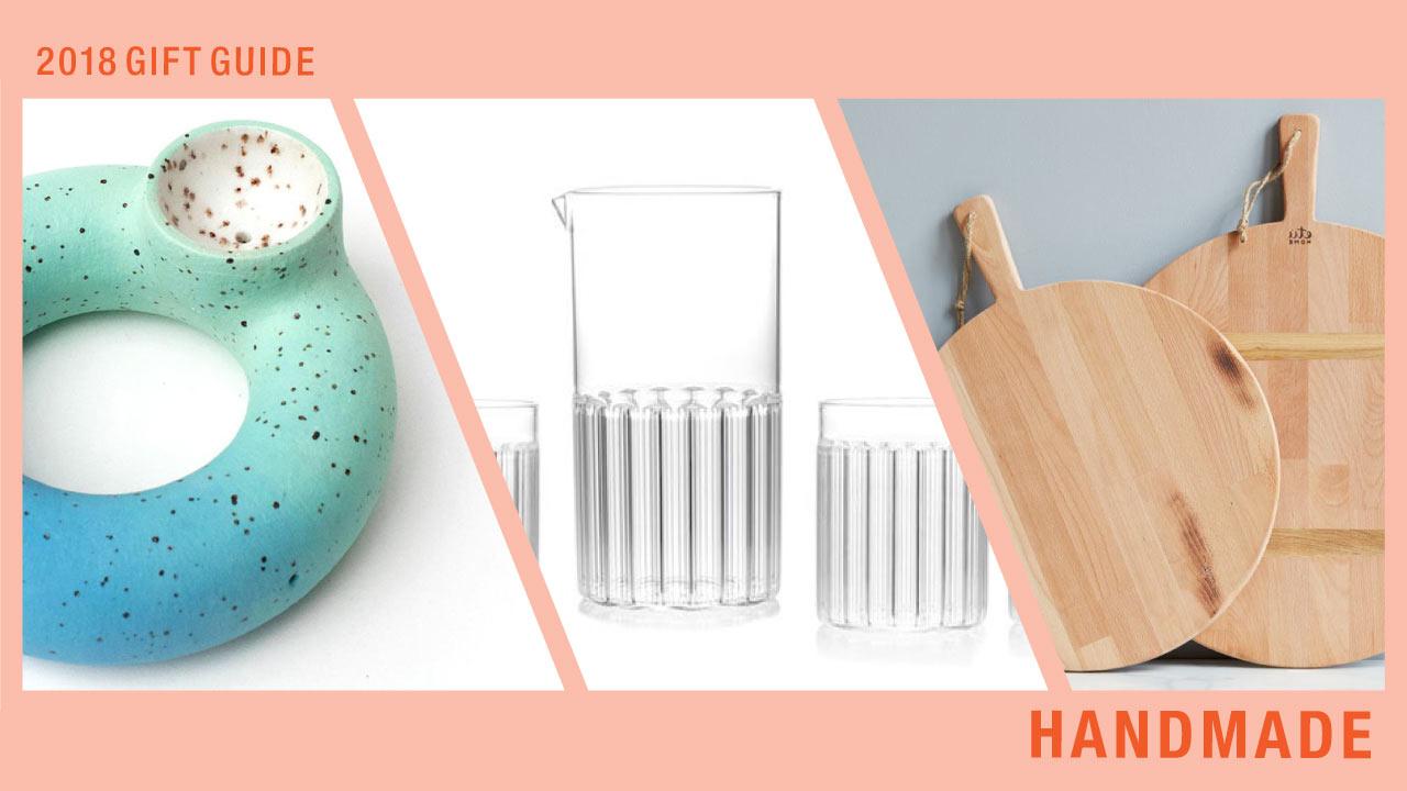 2018 Gift Guide: Handmade
