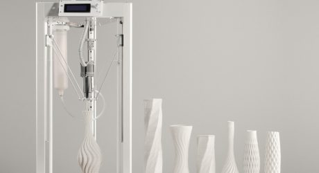 Cerambot Is an Affordable 3D Ceramics Printer
