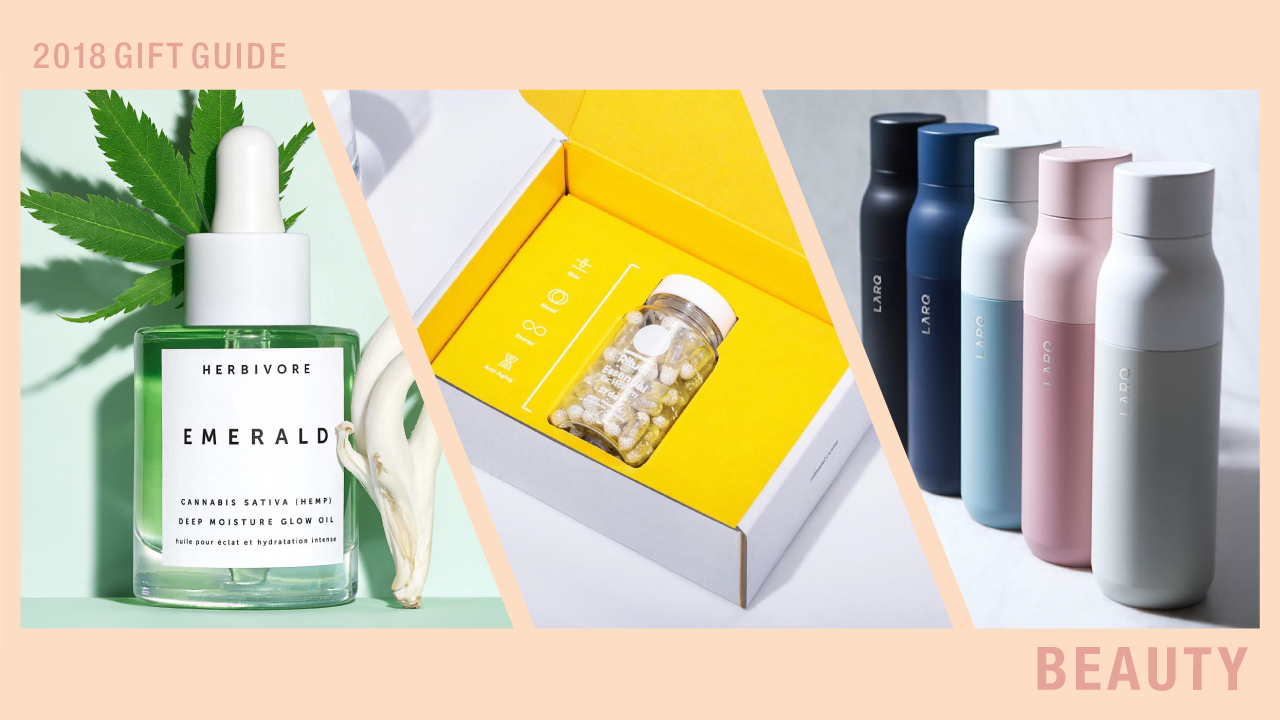 2018 Gift Guide: Health & Beauty