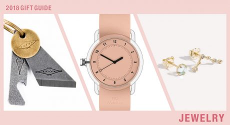 2018 Gift Guide: Jewelry & Accessories