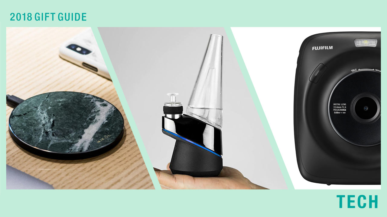 2018 Gift Guide: Design Milk Tech