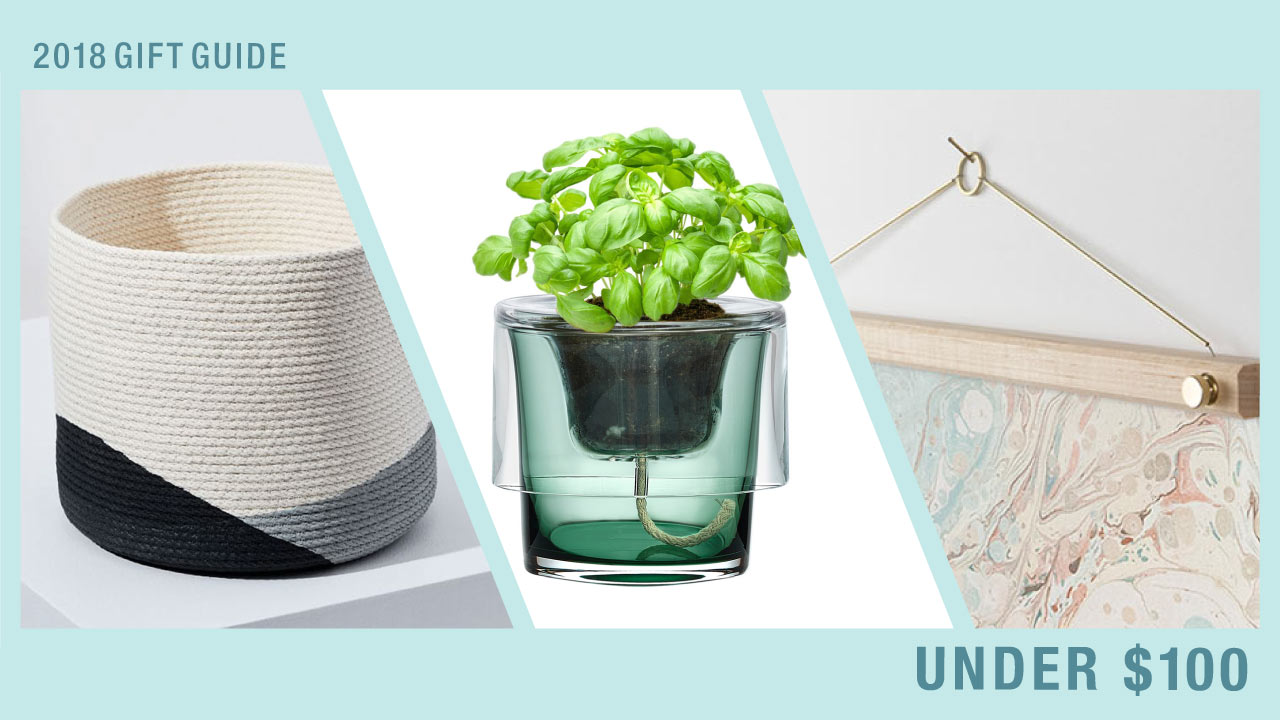 2018 Gift Guide: Under $100